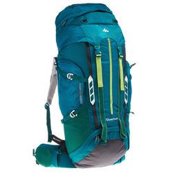 Backpack Easyfit voor dames 70 +10 liter