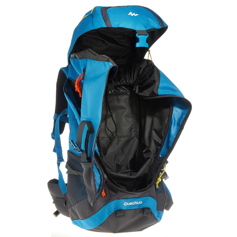 24f45c7cd Buy Forclaz 60L Backpack Blue Online