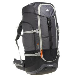 Backpacking-Rucksack Forclaz 90 Liter dunkelgrau