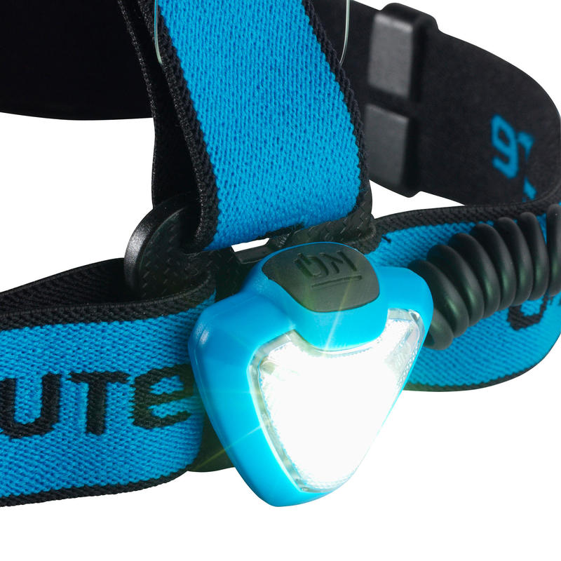 OnNight 210 Trail Running Head Torch 100 Lumens - Blue
