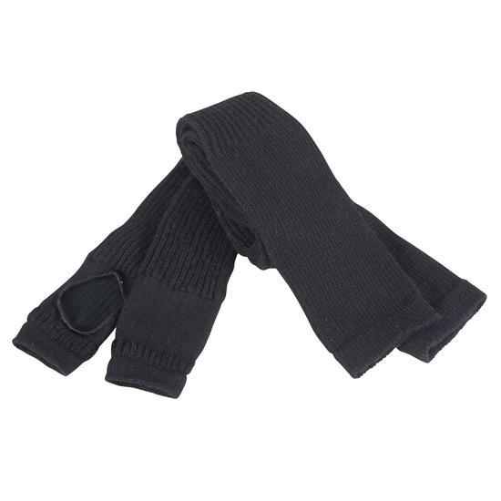 Beenwarmers voor dans, voor volwassenen, zwart - 598480