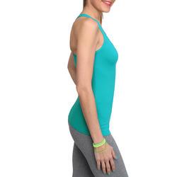 Fitnesstop My Top voor dames, voor cardiotraining - 59865
