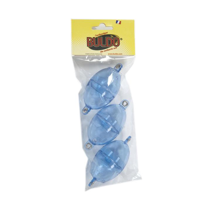 Buldo's/bombetta's zeevissen ovale buldo nr. 5 clear x3