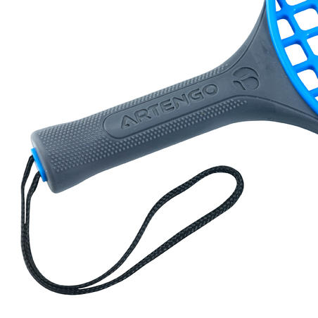 مضرب الكرة السرعة - أزرق