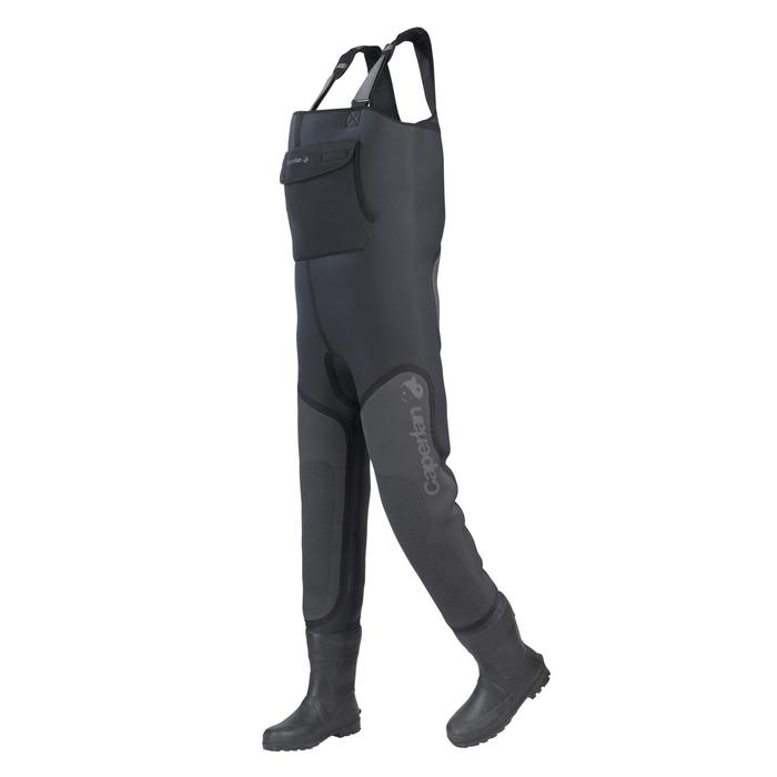 WADERS PÊCHE THERMO 4MM NEW - 598806