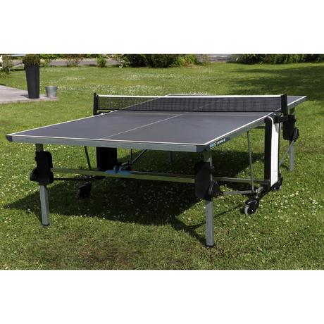 Table ping pong outdoor ft855 tennis de table artengo for Table de ping pong exterieur intersport