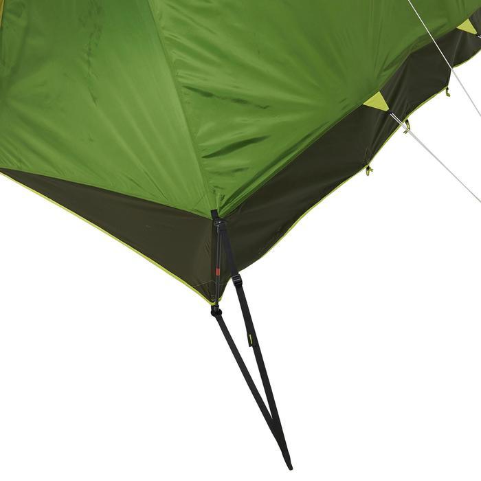 Tente de camping à arceaux ARPENAZ 8.4 | 8 Personnes 4 Chambres