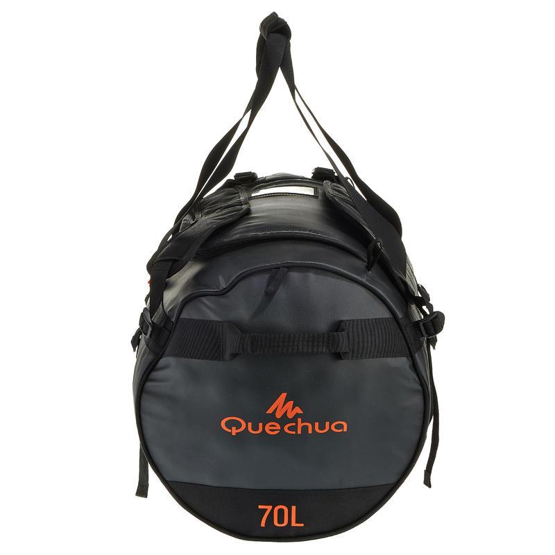 70L Trekking Bag - Black