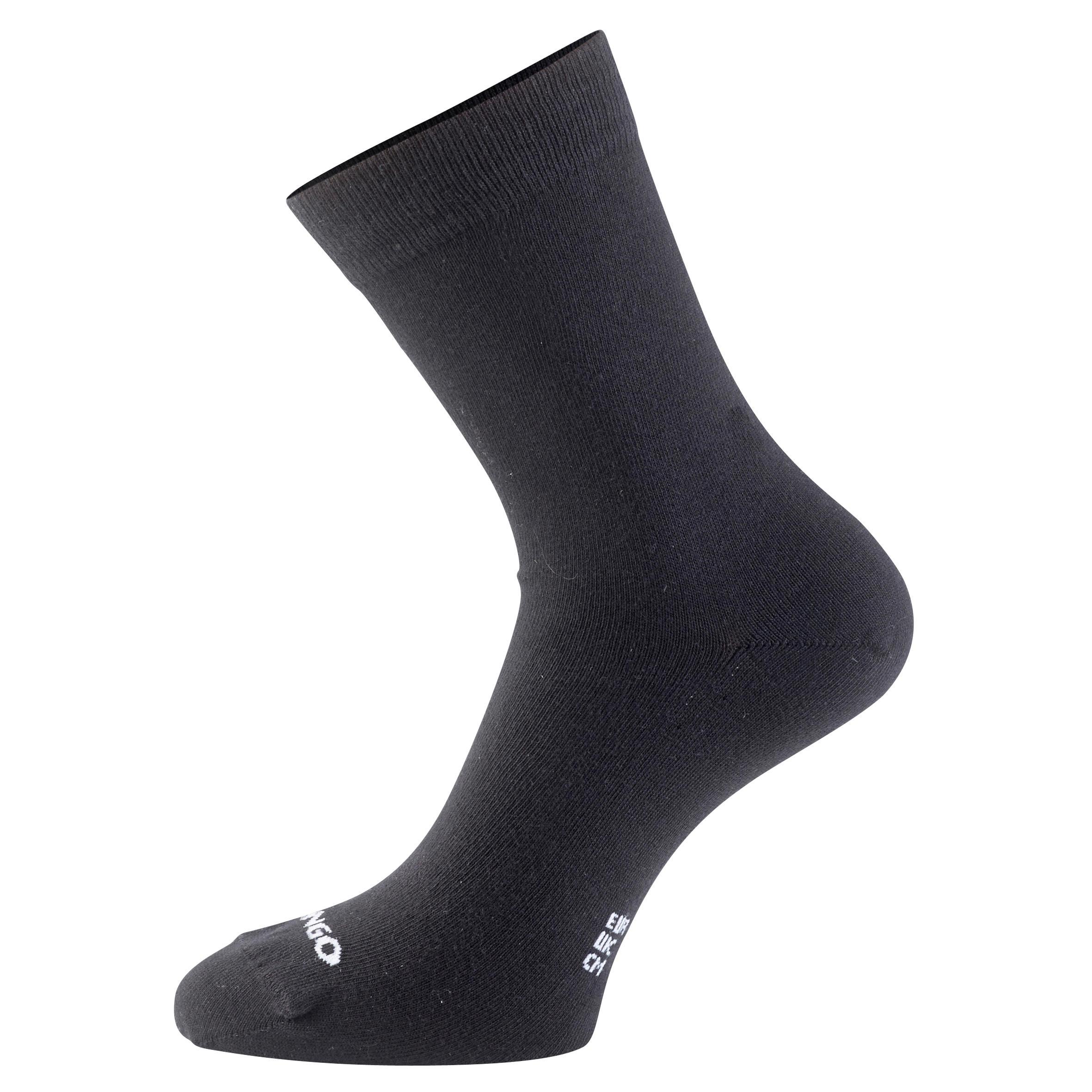 Socks high RS 160 - Black