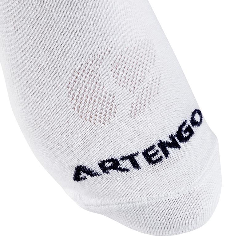 RS 160 Adult High Sports Socks Tri-Pack - White