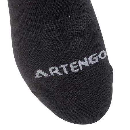 RS 160 Adult Mid Sports Socks Tri-Pack - Black