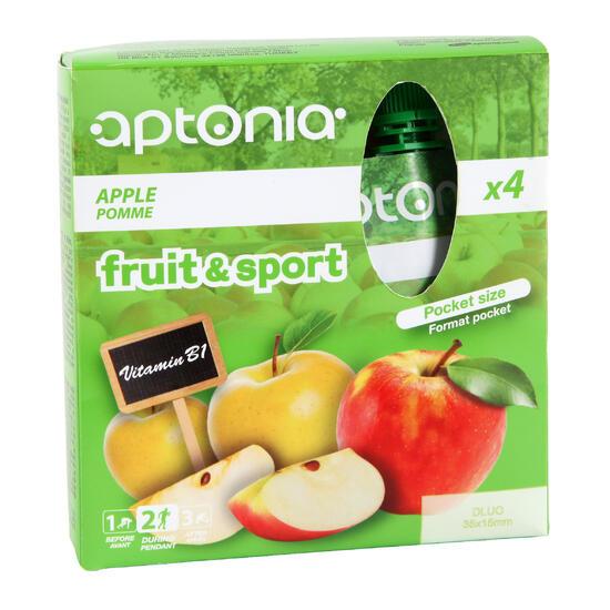 Vruchtenmoes Fruit&Sport banaan-appel 4x90 g - 602211
