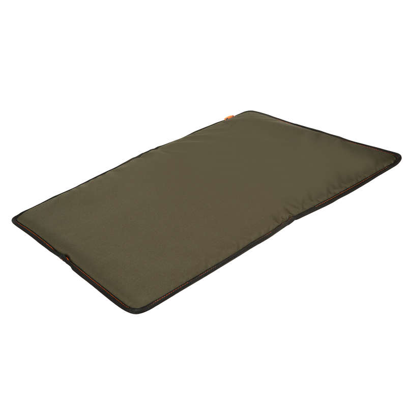 DOG ACCESSORIES Shooting and Hunting - Dog Mat 100 - Green SOLOGNAC - Shooting and Hunting