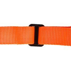 Collar para perro 100 naranja