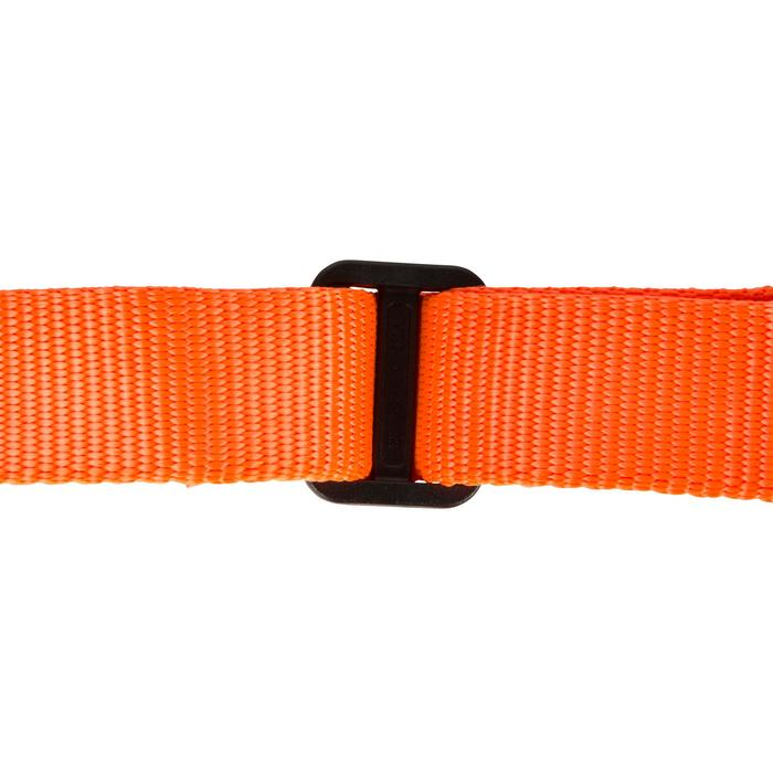 Hundehalsband 100 orange