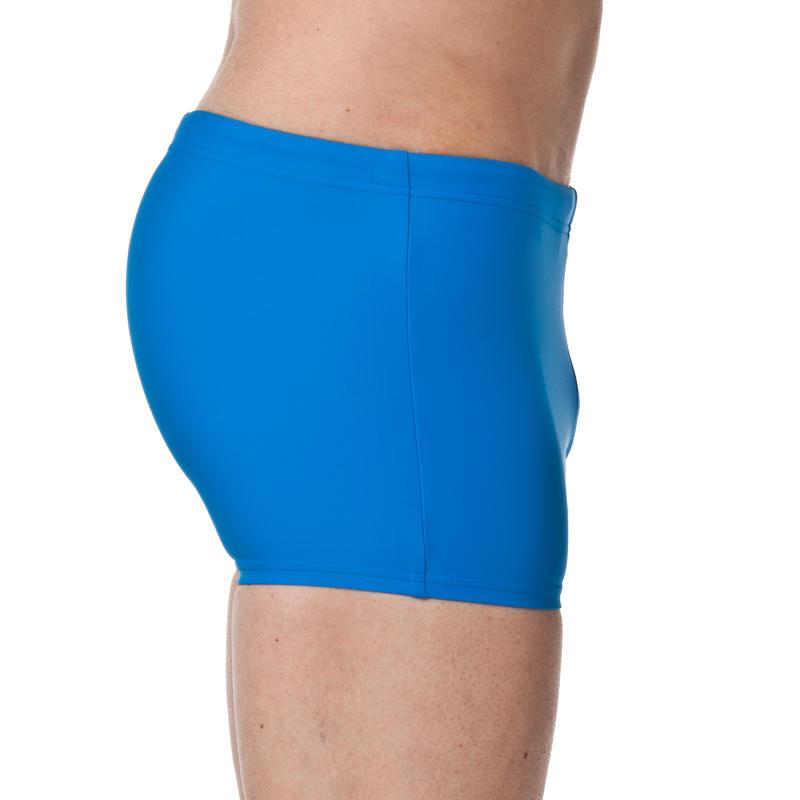 maillot de bain homme boxer b active bleu decathlon. Black Bedroom Furniture Sets. Home Design Ideas