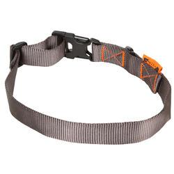Dog collar 100 grey