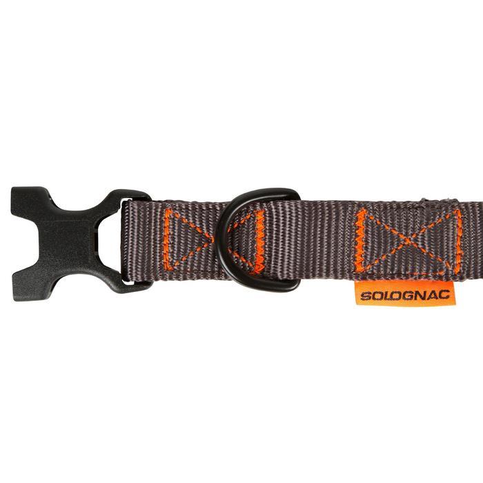 Hondenhalsband 100 grijs