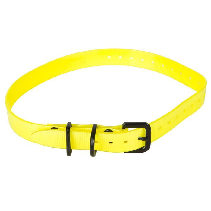 Hondenhalsband 300 geel