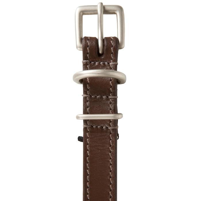 Collier chien 500 cuir - 602404