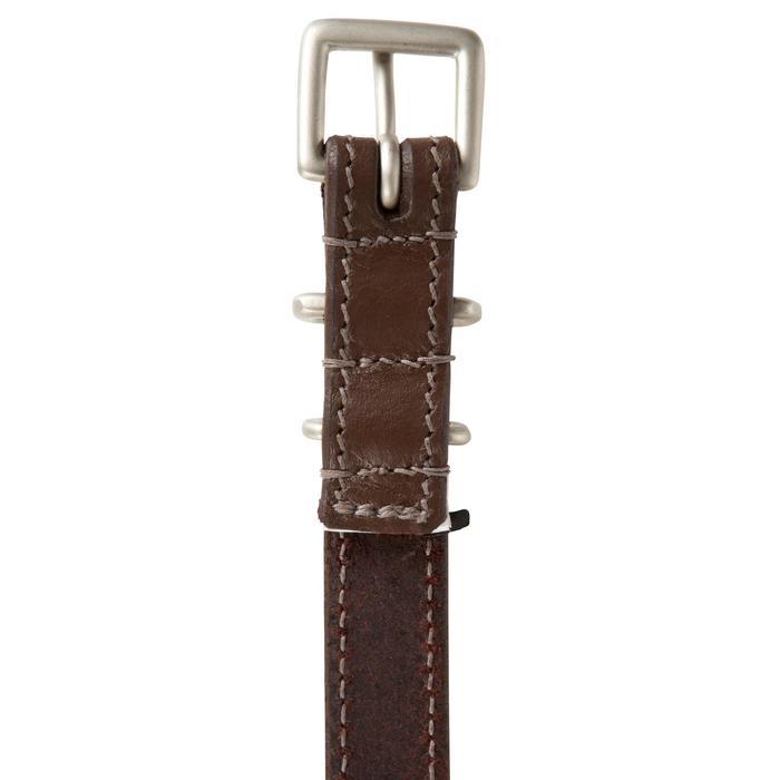 Collier chien 500 cuir - 602407