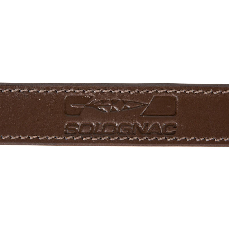 Dog Collar 500 - Leather
