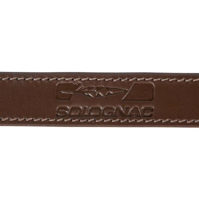 Collier chien 500 cuir - 602409