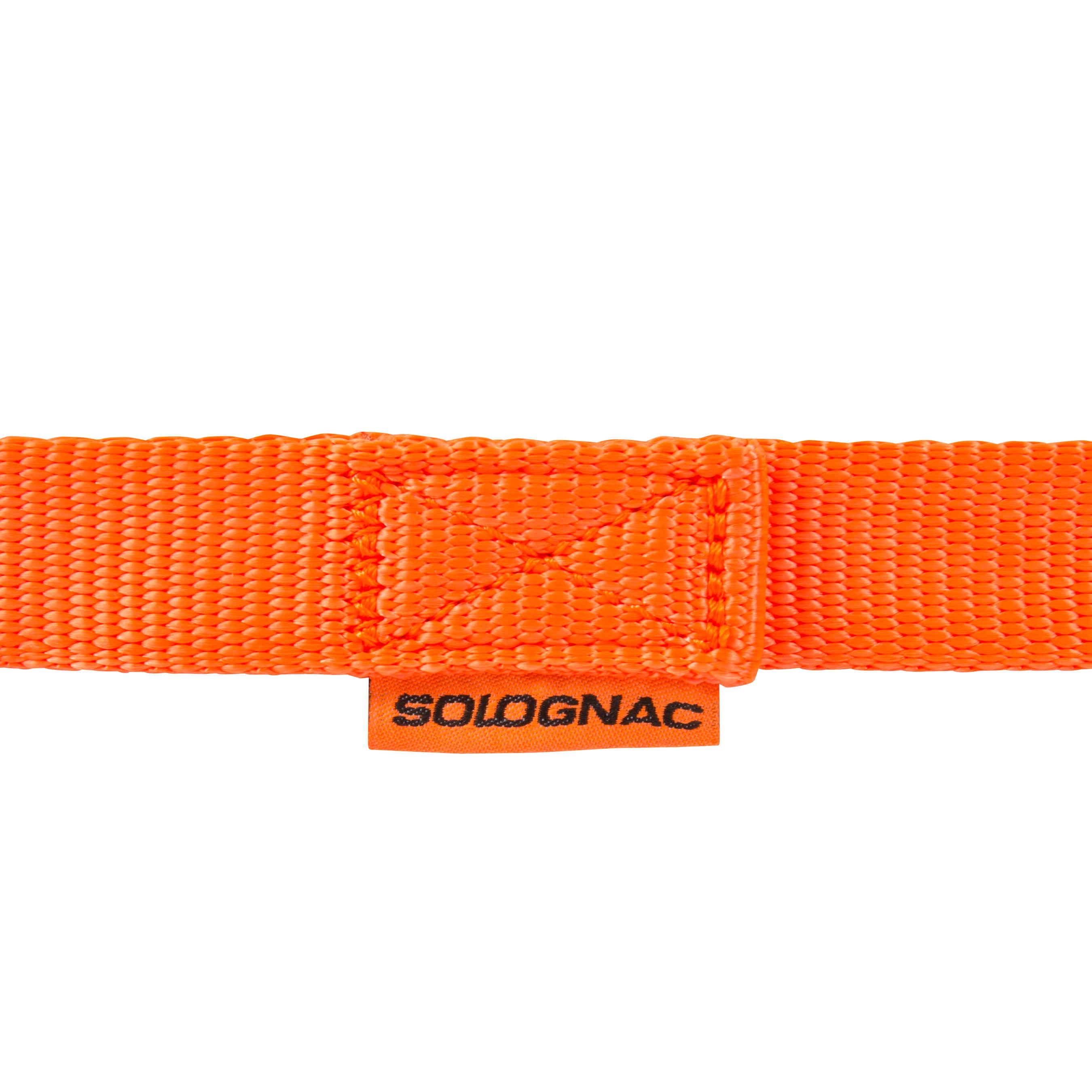 Dog Leash 100 Orange