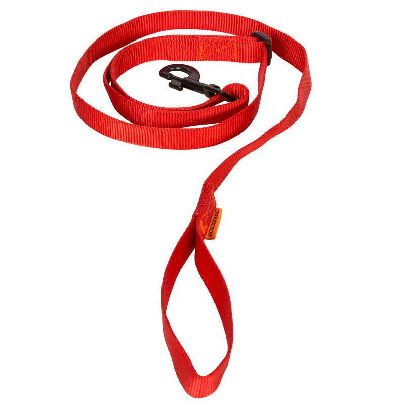 Dog Leash 100 Red