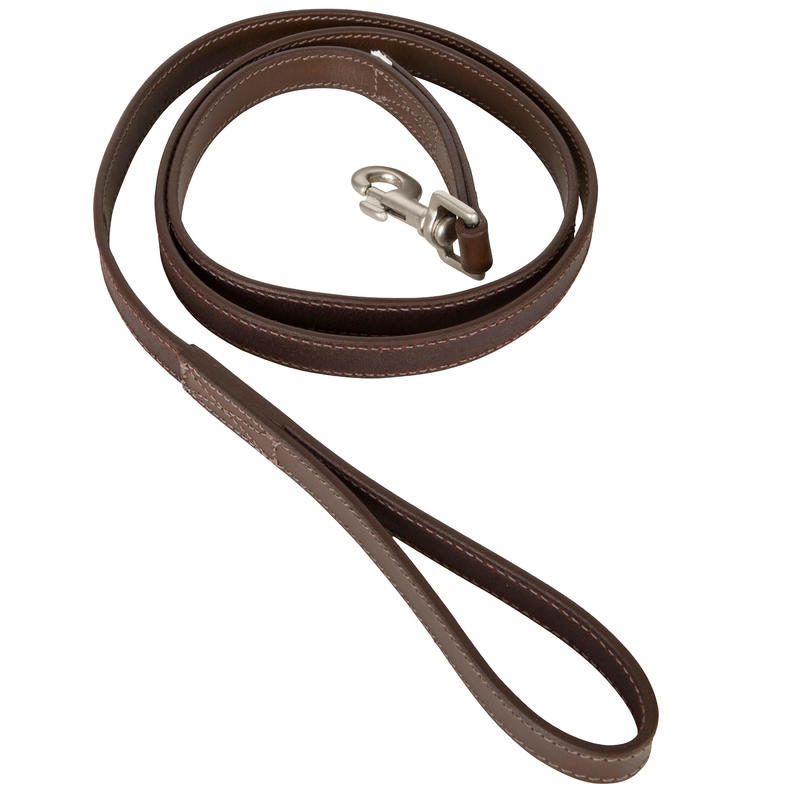 HUNTING DOG LEAD 500 LEATHER