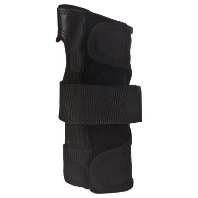 Fit Adult Inline Skating Wrist Guards - Black
