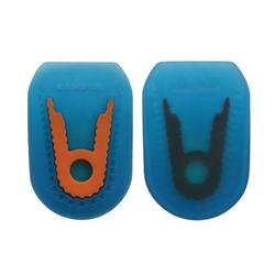 Taloneras IRONMAN GEL PERFORMANCE azules