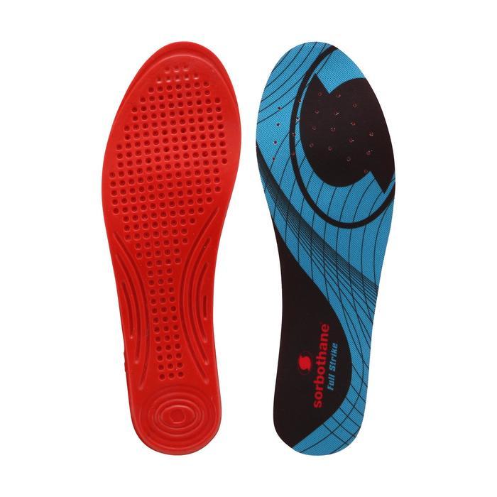 Semelles amorti  FULL STRIKE noire et bleue - 603326