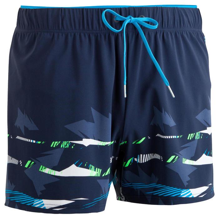 Men's Swimming Short Swim Shorts 100 - Navy Blue