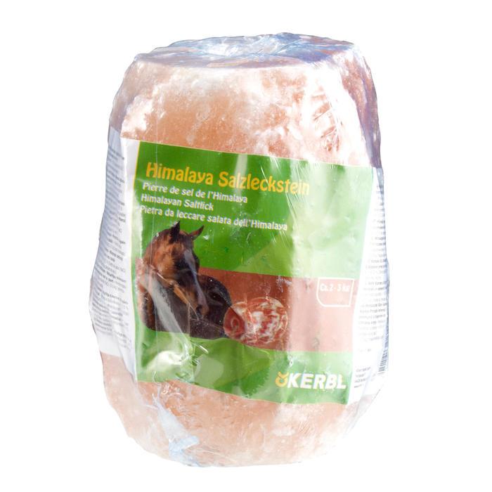 Pierre à sel équitation cheval et poney HIMALAYA - environ 2,5KG