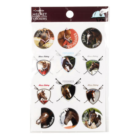 Kids' Horse Riding Stickers