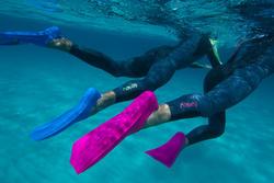 Dames zwempak OWSwim in neopreen van 1/0 mm voor gematigd warm open water - 607179