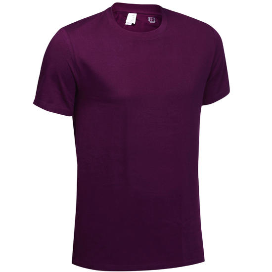 Fitness T-shirt Athletee Essentiel voor heren, katoen - 60724