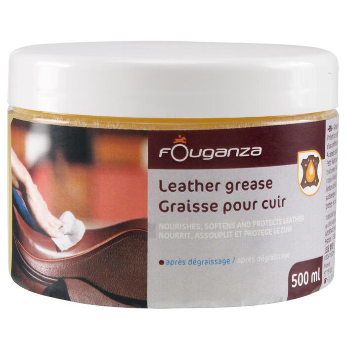 Graisse pour cuir équitation - 500 ml - 607320