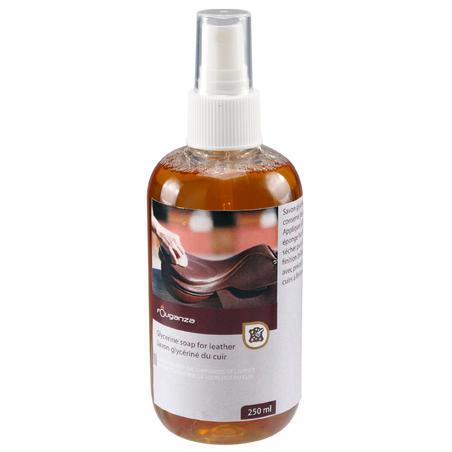 Savon glycériné en vaporisateur pour cuir équitation - 250 ml