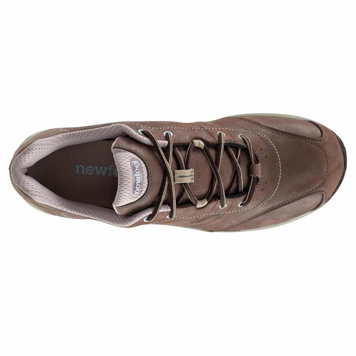 Chaussures marche sportive femme Nakuru Novadry cuir - 608537