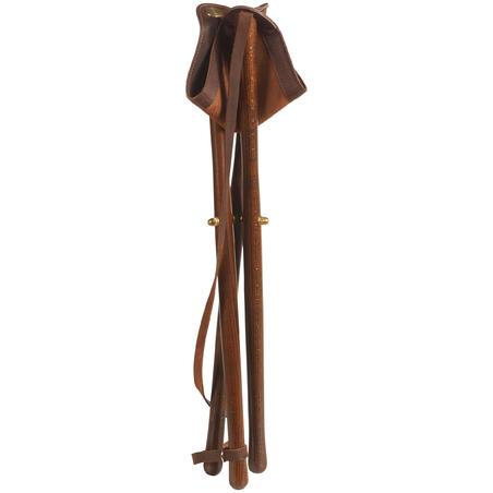 Табурет 500 для полювання, дерев'яний