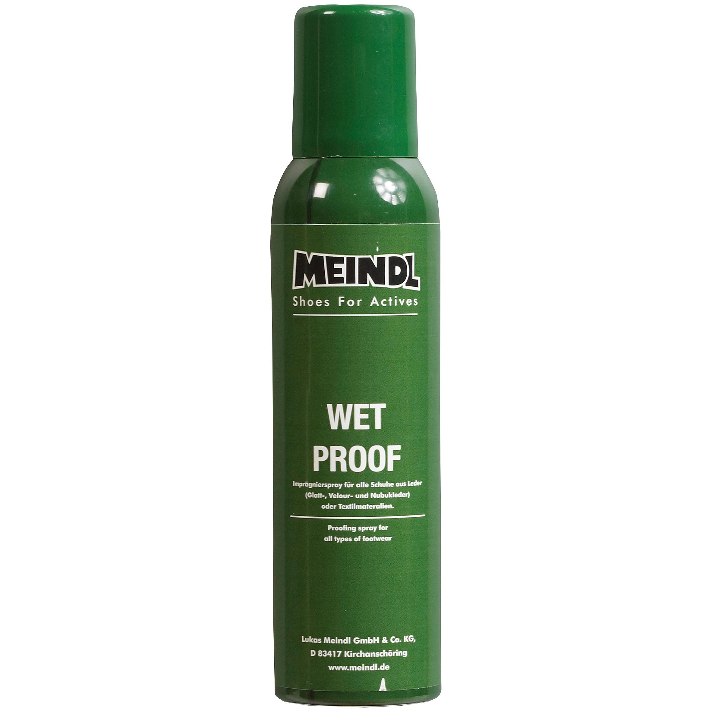 Meindl Waterdichtmakende schoenspray Wet Proof