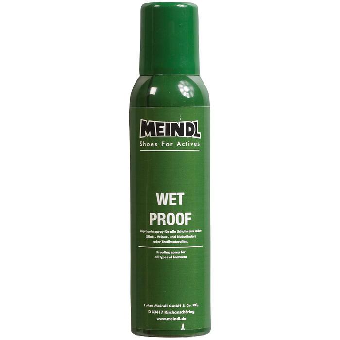 Vaporizador impermeabilizante Wet Proof para calzado