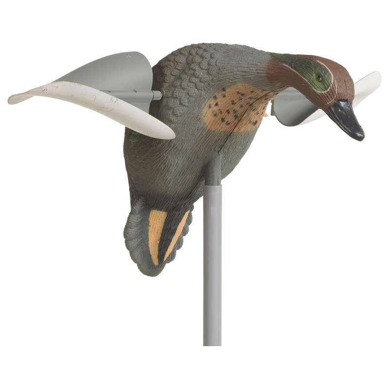 DUCK GOOSE DECOYS CALLS Shooting and Hunting - SPINNING WING TEAL DECOY GMT - Hunting Types