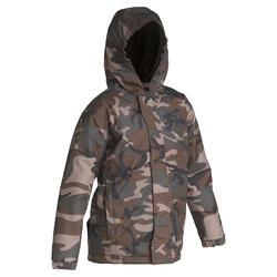 Kinderjas Sibir 100 camouflage WL groen
