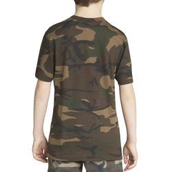 Kinder T-shirt Steppe 100 camouflage Island - 613128