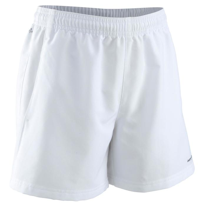 100 Kids' Tennis Shorts - Navy Blue - 616605