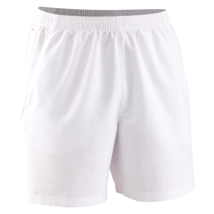 Herenshort Essentiel marineblauw 100 tennis/badminton/tafeltennis/padel/squash - 617802