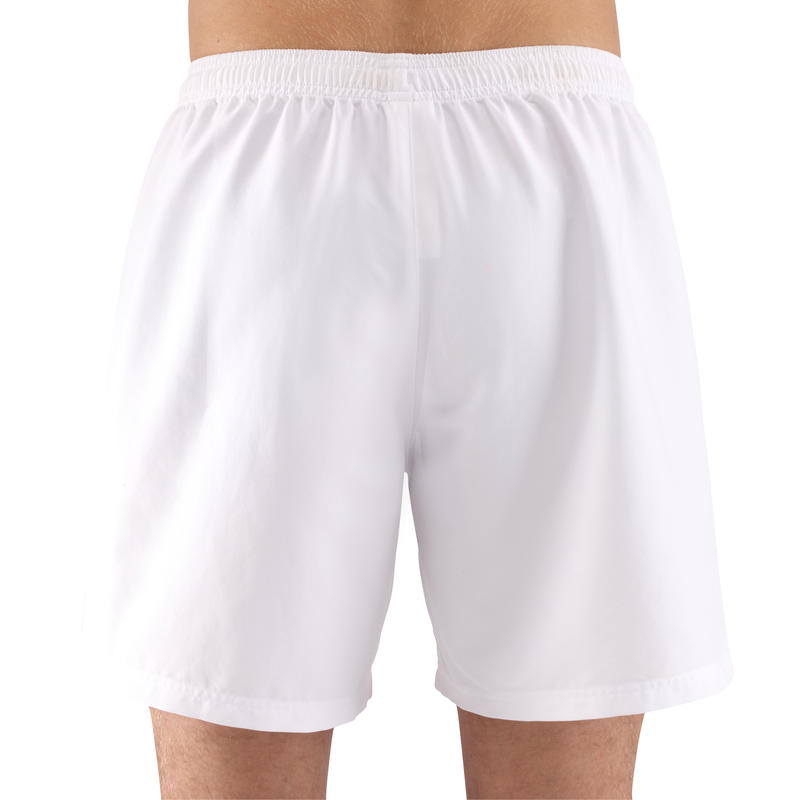 Essential Tennis Badminton Padel Table Tennis Squash Shorts - White